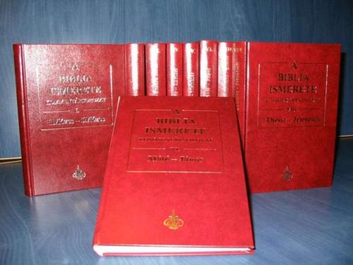 A Biblia ismerete