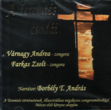 A Teremtés csodái (CD)