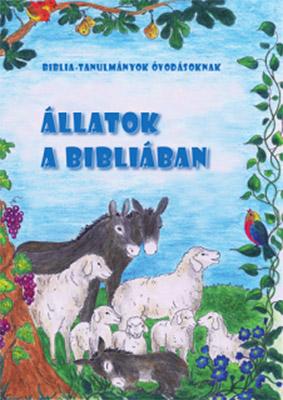 Állatok a Bibliában (ovis)