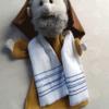 Báb farizeus imakendővel