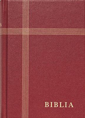 Biblia RÚF nagy, vászon