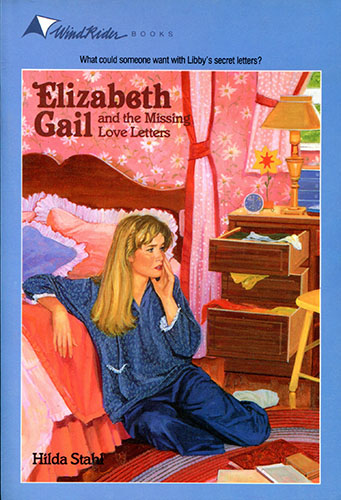 Elizabeth Gail and the Missing Love Letters