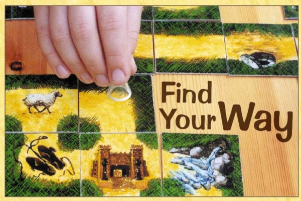 Find Your Way /angol Úton útfélen/