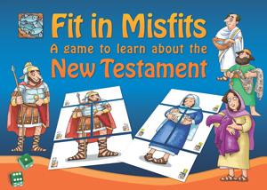 Fit in Misfits (Angol Kezes-lábas)