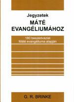 Jegyzetek Máté evangéliumához