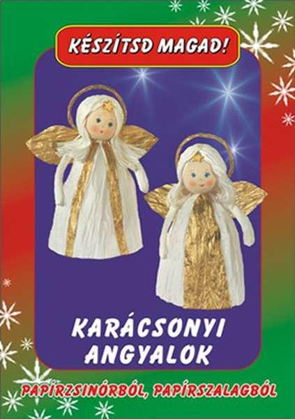 Karácsonyi angyalok - Készísd magad!