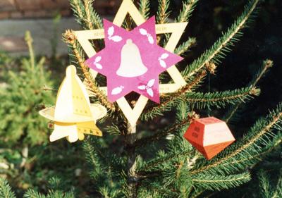 Karácsonyi makettcsomag (kicsi)