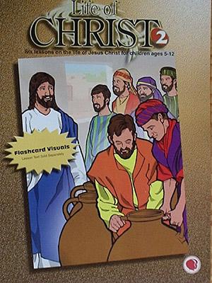 Krisztus élete 2. (flanel)