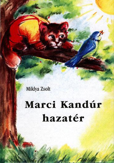 Marci Kandúr hazatér
