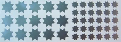Matrica csillagok