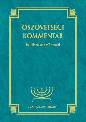 Ószövetségi kommentár (W.MacDonald)
