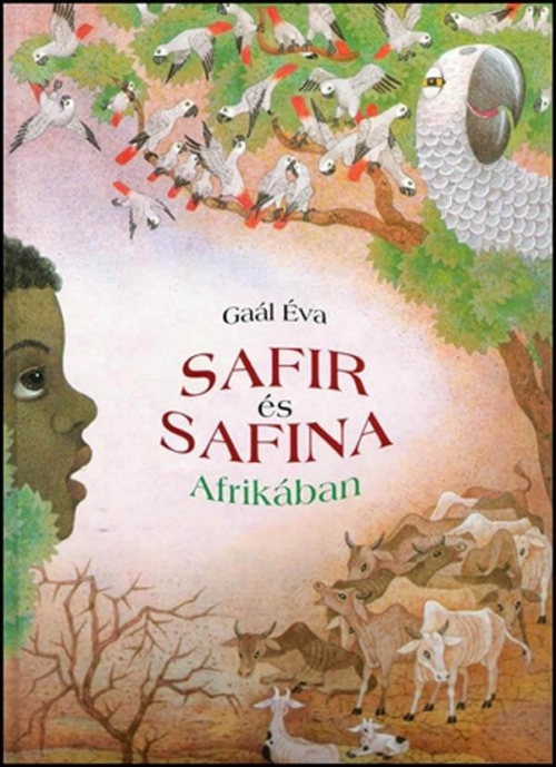 Safir és Safina Afrikában