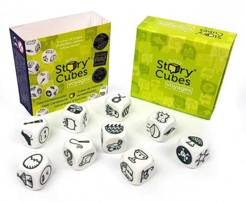 Story Cubes - Sztorikocka kalandokkal