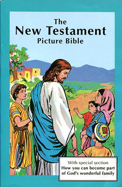 The New Testament - Picture Bible