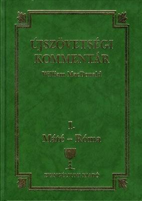 Újszövetségi Kommentár 1.