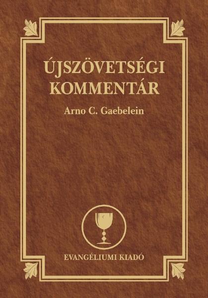 Újszövetségi Kommentár (Gaebelein)