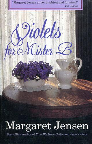 Violets for Mister B