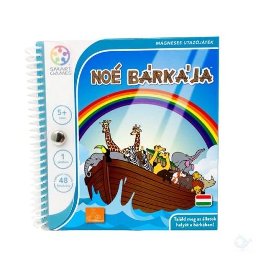Noé bárkája - mágneses utazójáték