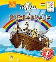 Noé bárkája - Magnetic travel (logikai játék)