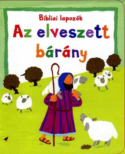 Az elveszett bárány lapozó