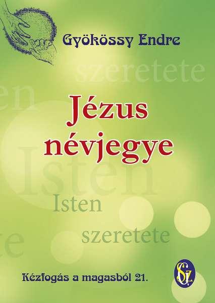 Km.21. - Jézus névjegye