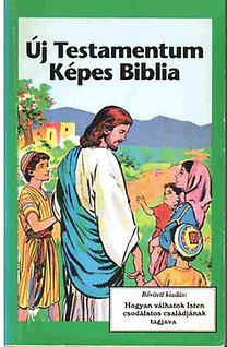 Új Testamentum Képes Biblia (képregény)