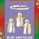 Mini angyalok - Készítsd magad!