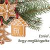 Karácsonyi mini kártyák