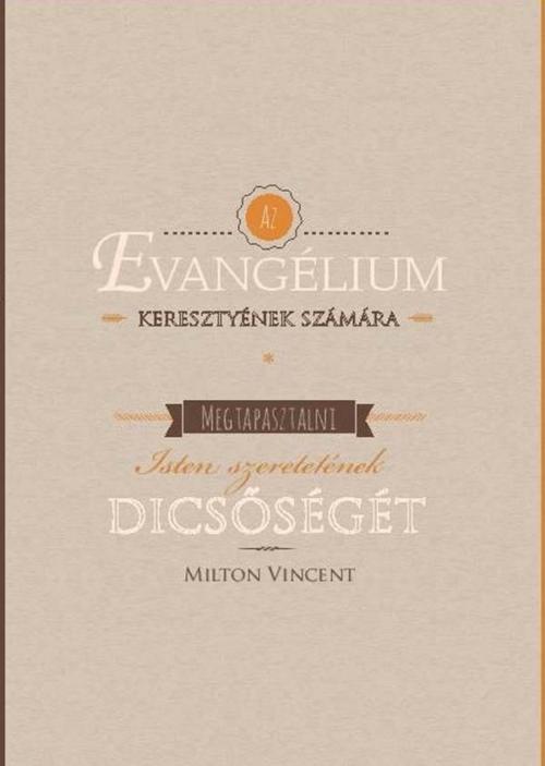Az Evangélium keresztyének számára