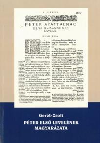 Péter első levelének magyarázata