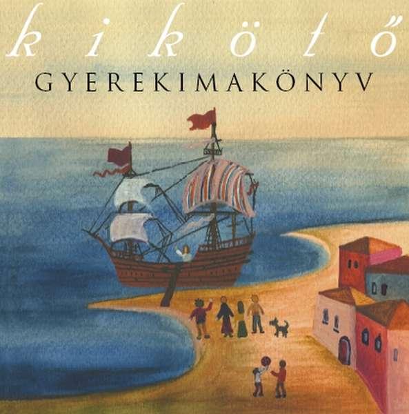 Kikötő - gyerekimakönyv
