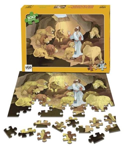 Dániel kirakó (100 db-os puzzle)