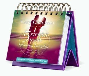 5 szeretetnyelv - Öröknaptár