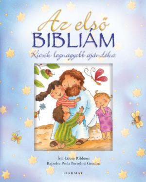 Az első Bibliám - Kicsik legnagyobb ajándéka (kék - fiús)
