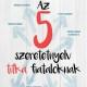 Az 5 szeretetnyelv titka fiataloknak