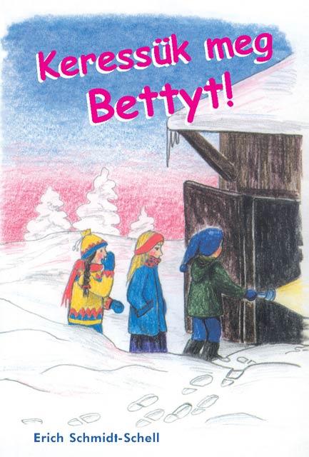 Keressük meg Bettyt!