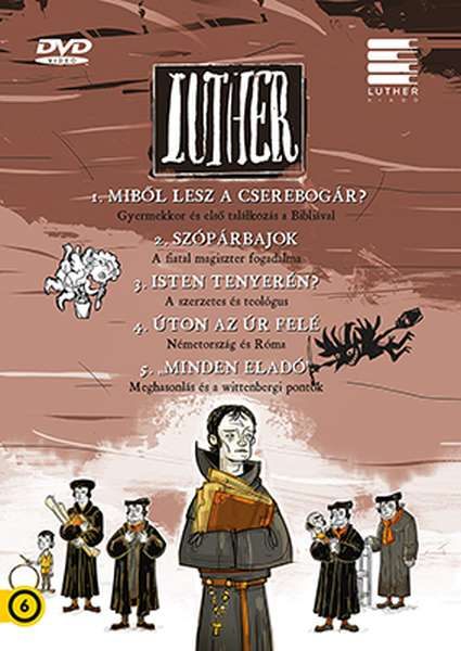 Luther I. DVD