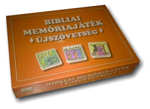 Bibliai memóriajáték - Újszövetség