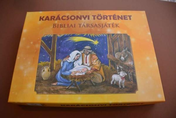 Karácsonyi történet - Bibliai társasjáték
