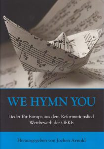 Reformációs énekfüzet - WE HYMN YOU