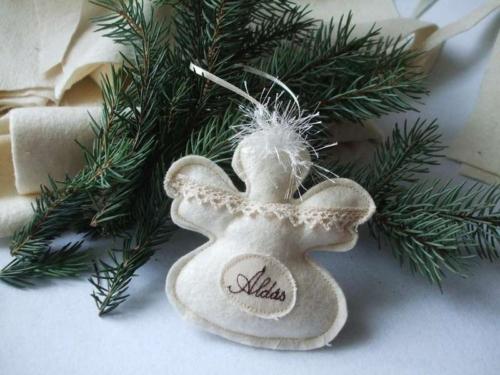 Karácsonyi angyalka