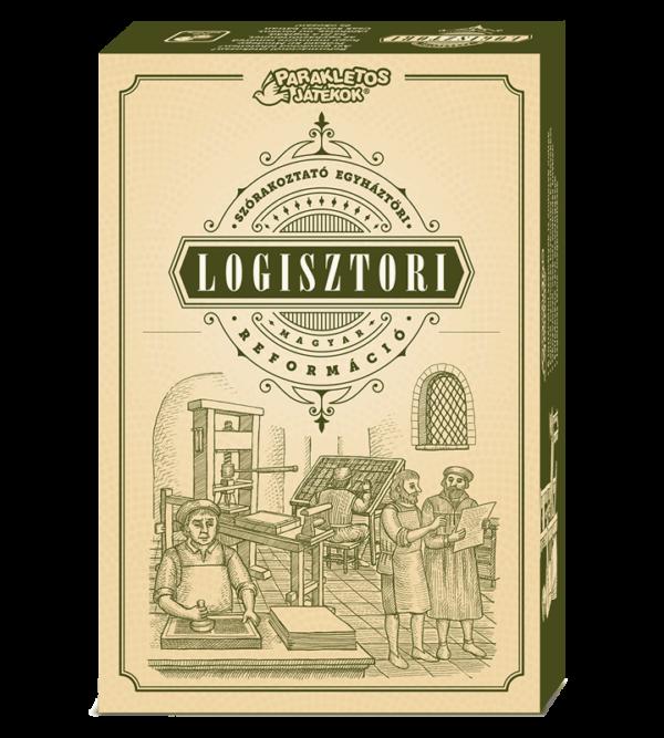 Logisztori 2. rész - Magyar reformáció