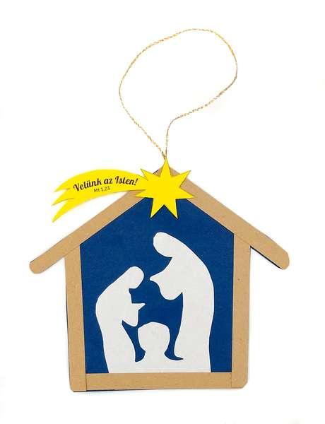 Karácsonyi házikó
