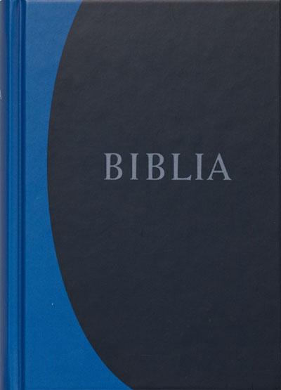 Biblia RÚF középméretű keménytáblás KÉK