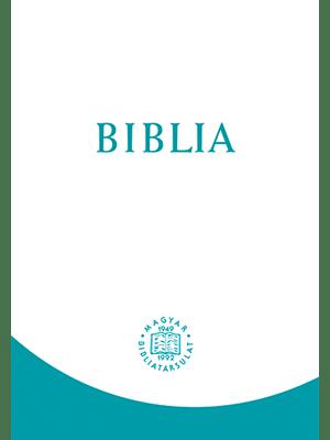 Biblia (RÚF 2014) nagy méret, kartonált