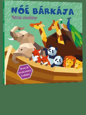 Noe-barkaja-matricas-szinezokonyv