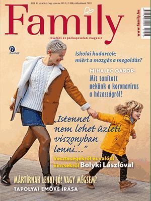 Family 2020/3. (ősz)