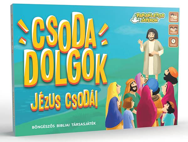 Csoda dolgok - Jézus csodái