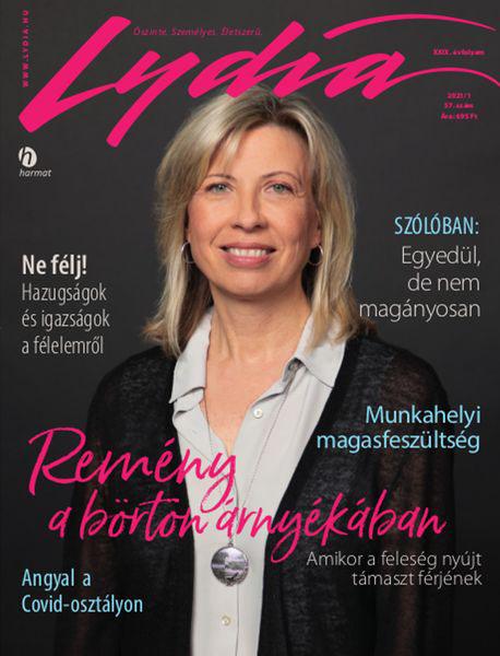 Lydia magazin – 2021/1